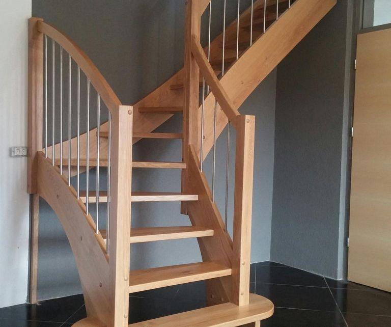 Stopnice L za nadstropje