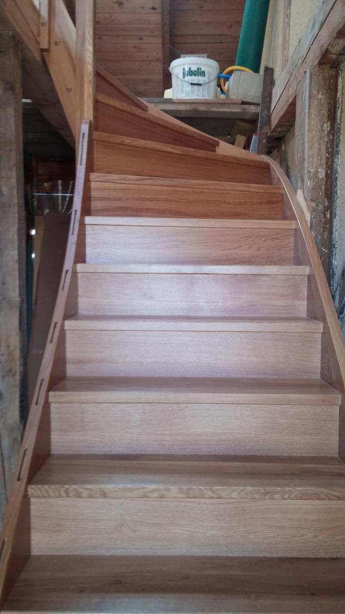 Samostoječe nadstropne stopnice