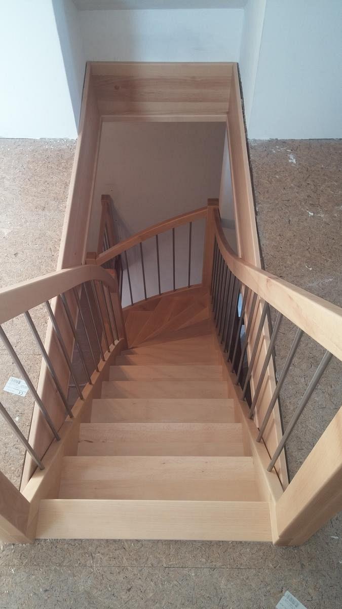 Stopnice v kletne prostore