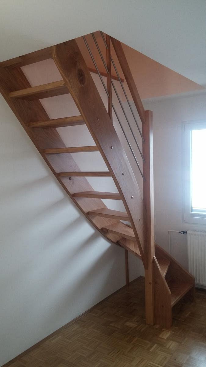 Mansardno leseno stopnišče