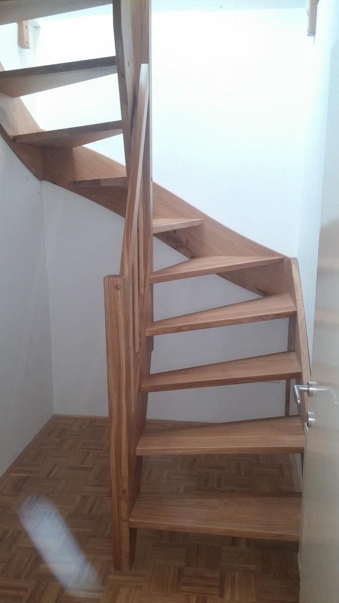Lesene stopnice za kletne prostore